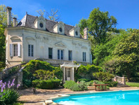 chateau for sale in Coutras Gironde Aquitaine