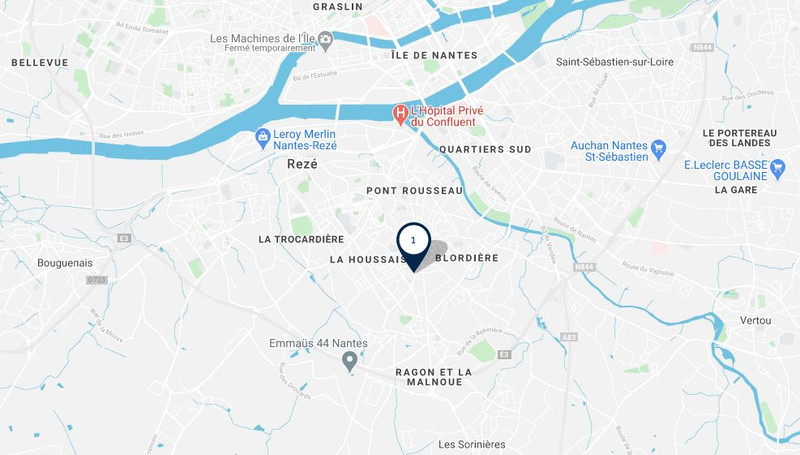 French property for sale in Rezé, Loire-Atlantique - €289,900 - photo 9