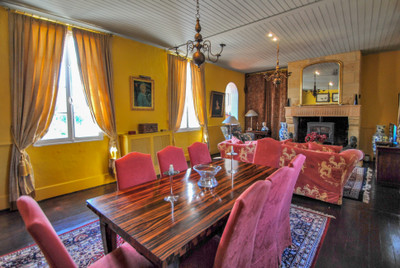 THRIVING GITE BUSINESS! 18th century MANOIR with luxury gite business (3), private and separate garden/outdoor space - 2 swimming pools! Surrounded by SAINT-EMILION vineyards!