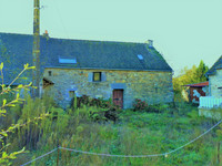 property to renovate for sale in Saint-Martin-sur-OustMorbihan Brittany