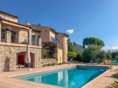 Splendid Villa 270m2 Gairaut Aire St Michel, amazing view South sea and Town, Pool