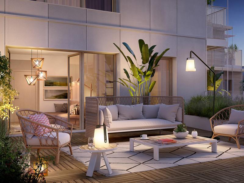 Appartement 5 pièces à vendre à Paris 20e Arrondissement (75020) -  Paris