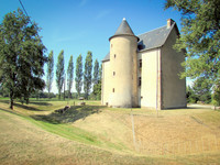 chateau for sale in Saint-Maurice-la-SouterraineCreuse Limousin