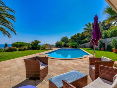 Villa de luxe avec vue sur la mer et piscine à Sainte-Maxime (Var, en Provence-Alpes-Côte d'Azur)