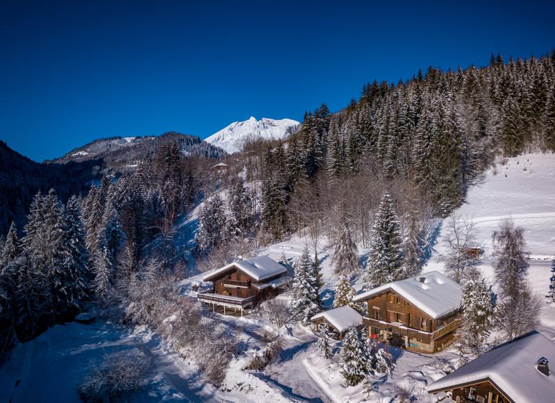 Chalet à vendre à La Côte-d'Arbroz(74110) - Haute-Savoie