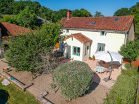 French property, houses and homes for sale in Lathus-Saint-Rémy Vienne Poitou_Charentes