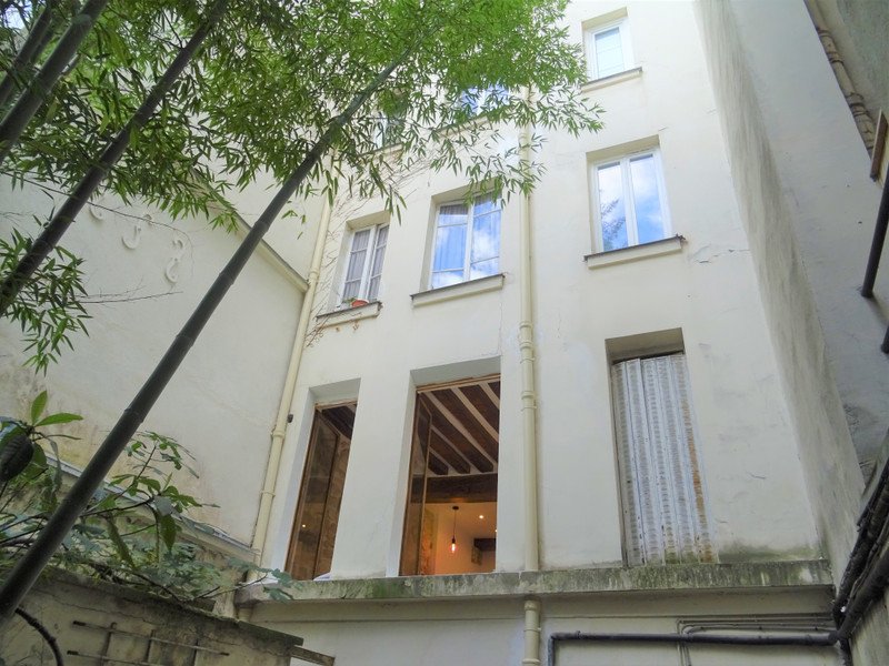 Appartement 1 pièce  à vendre à Paris 2e Arrondissement (75002) -  Paris