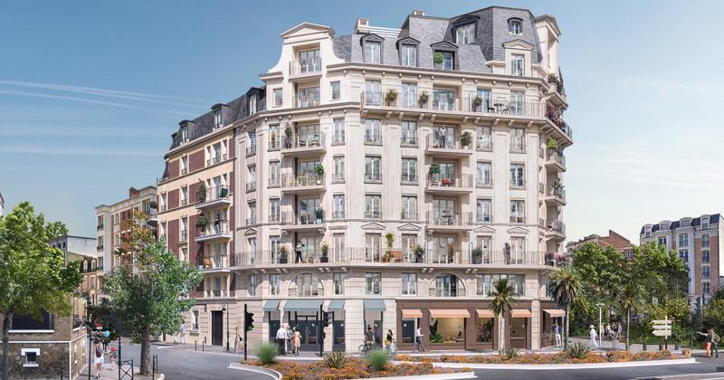 Appartement à vendre à La Garenne-Colombes, Hauts-de-Seine - 1 217 000 € - photo 2