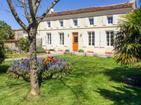 French property, houses and homes for sale in Louzignac Charente-Maritime Poitou_Charentes