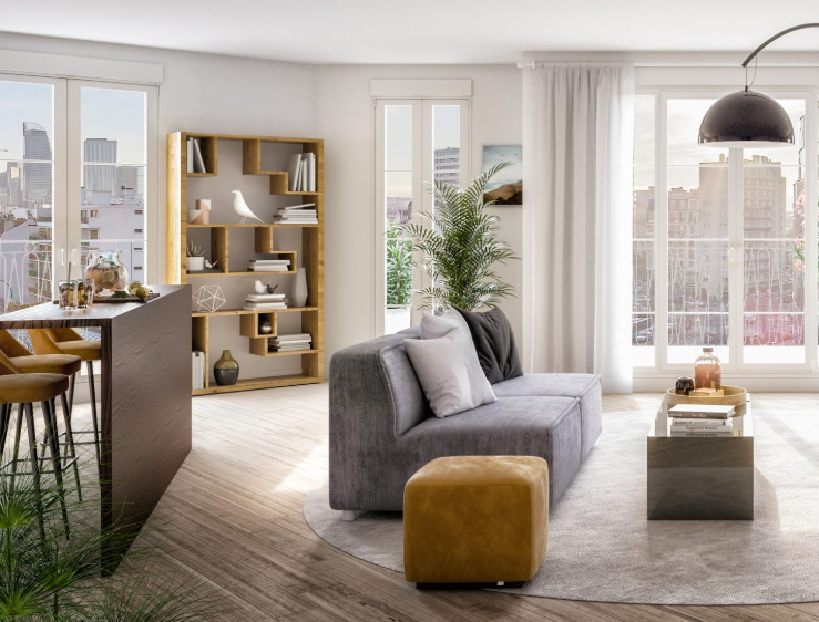 Appartement à vendre à La Garenne-Colombes, Hauts-de-Seine - 680 000 € - photo 7