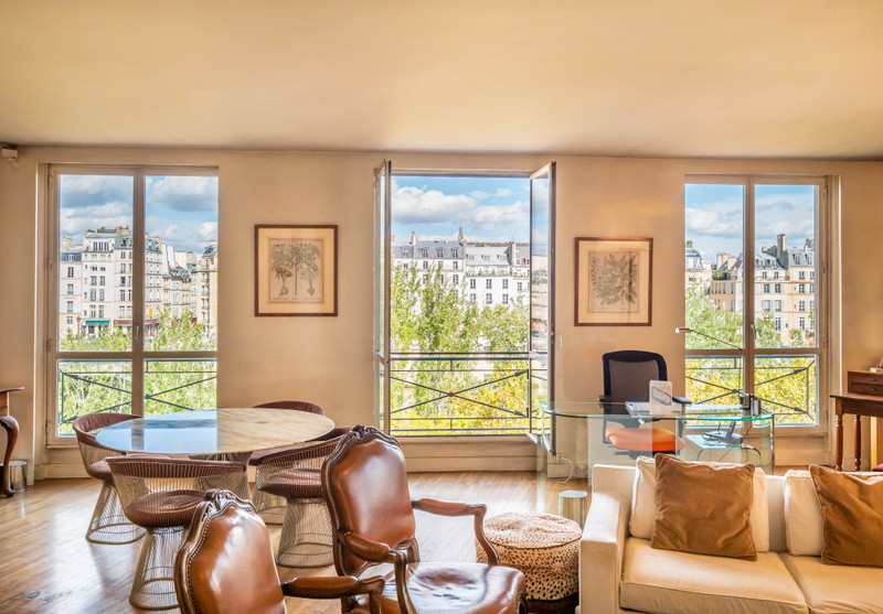 Appartement à vendre à Paris 5e Arrondissement, Paris - 1 840 000 € - photo 3