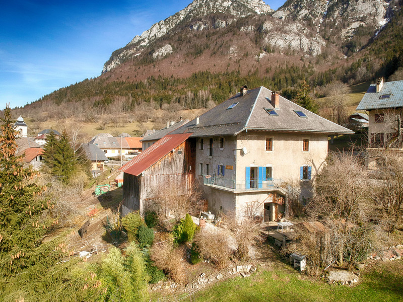 Maison à vendre à Aillon-le-Vieux, Savoie - 529 000 € - photo 2