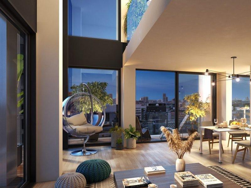 Appartement à vendre à Paris 13e Arrondissement, Paris - 1 204 000 € - photo 2