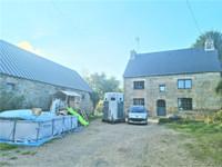 maison à vendre à Peumerit-Quintin, Côtes-d'Armor, Bretagne, avec Leggett Immobilier