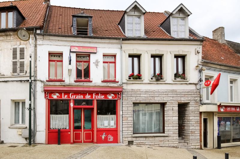 Maison à vendre à Fauquembergues(62560) - Pas-de-Calais