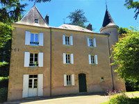 chateau for sale in AngoisseDordogne Aquitaine