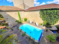 French property, houses and homes for sale in Pouzolles Hérault Languedoc_Roussillon