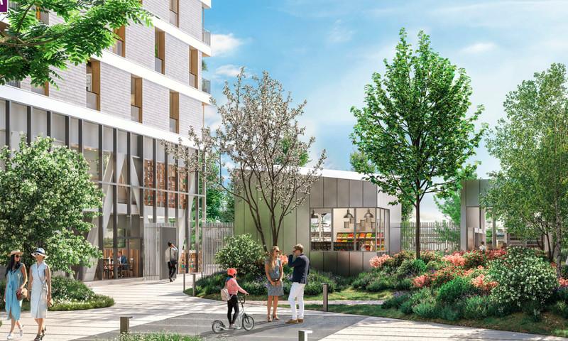 Appartement à vendre à Paris 13e Arrondissement, Paris - 2 930 000 € - photo 3