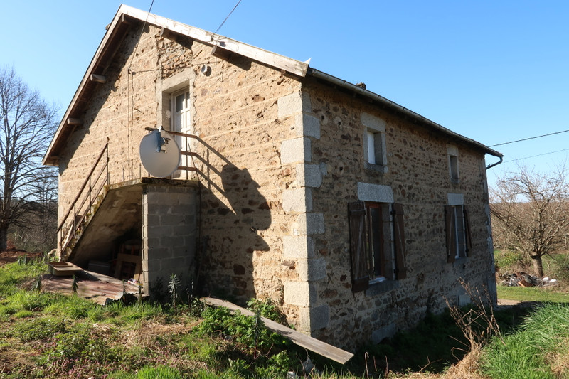 French property for sale in Bujaleuf, Haute Vienne - €61,600 - photo 3