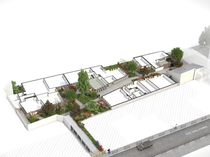 Appartement à vendre à Paris 20e Arrondissement, Paris - 309 000 € - photo 8