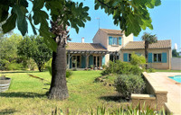 French property, houses and homes for sale in Puisserguier Hérault Languedoc_Roussillon