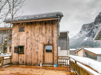 French ski chalets, properties in Sixt-Fer-à-Cheval, St Jean d'Aulps, Le Grand Massif