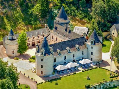 chateauin Condat-sur-Vézère