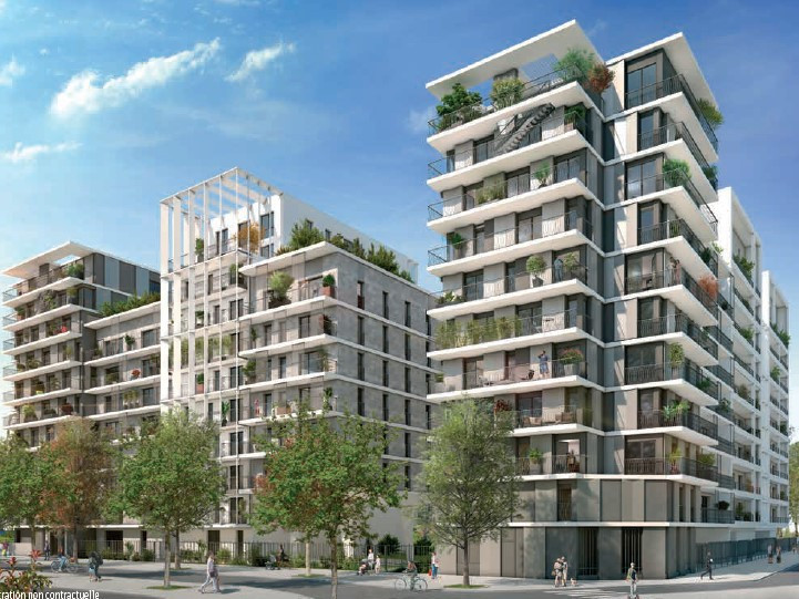 French property for sale in Clichy, Hauts de Seine - €365,000 - photo 2