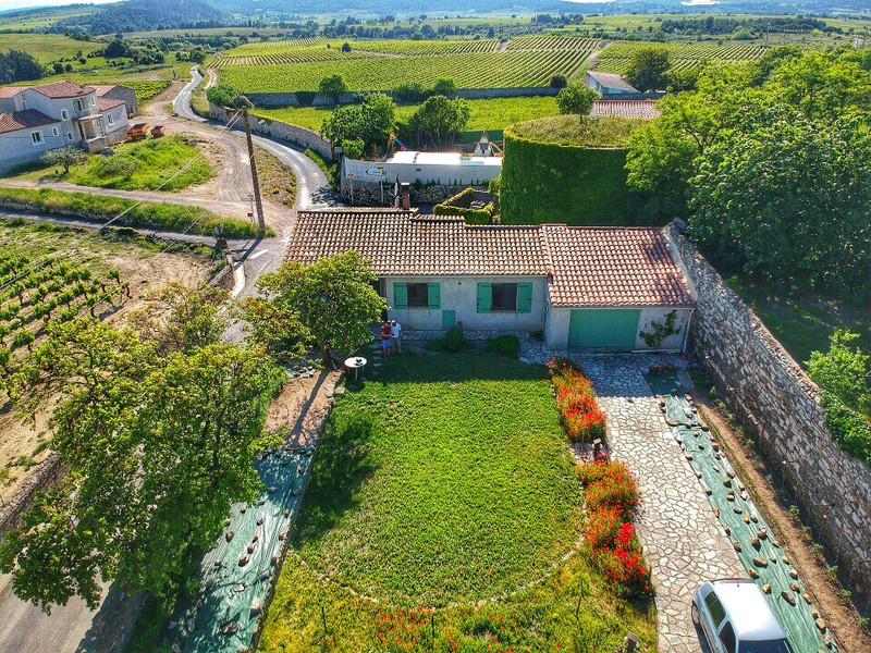 Maison à vendre à Sainte-Valière, Aude - 235 400 € - photo 3