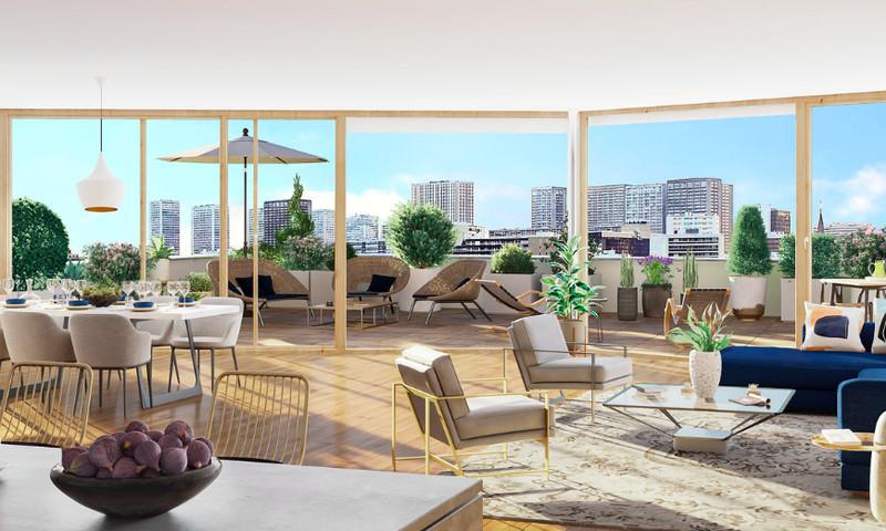 Appartement 8 pièces à vendre à Paris 13e Arrondissement (75013) -  Paris