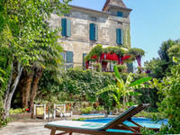 chateau for sale in MarmandeLot-et-Garonne Aquitaine