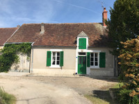 French property, houses and homes for sale in Saint-Hilaire-en-Lignières Cher Centre