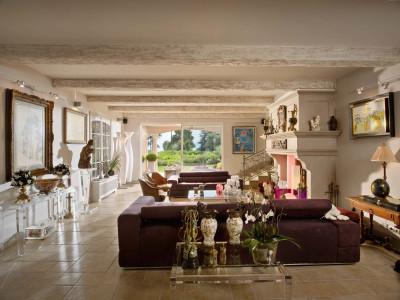 CANNES – LA FLEURIÈRE PARADISE - Sumptuous 729 m2 luxury property in the heart of a wonderful 5700m2 park