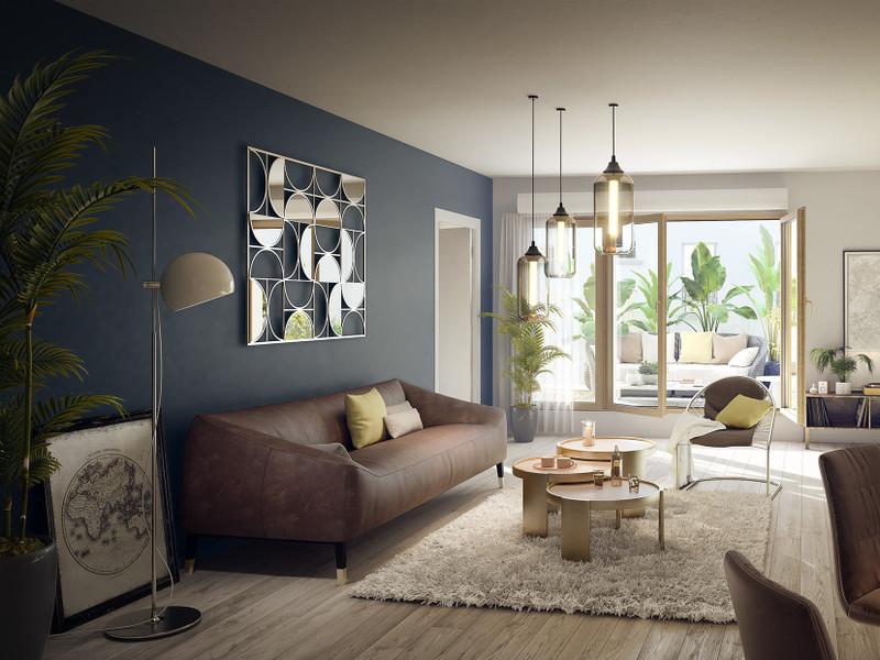 Appartement 2 pièces à vendre à Paris 20e Arrondissement (75020) -  Paris