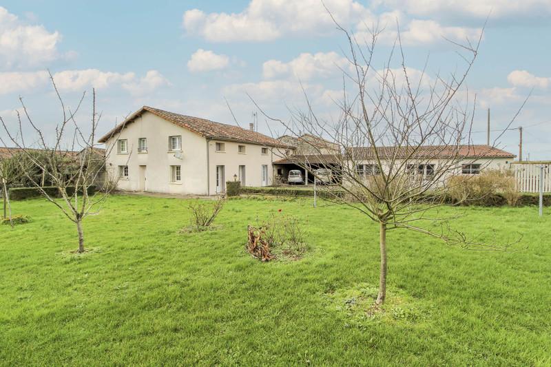 Maison à vendre à Lichères(16460) - Charente