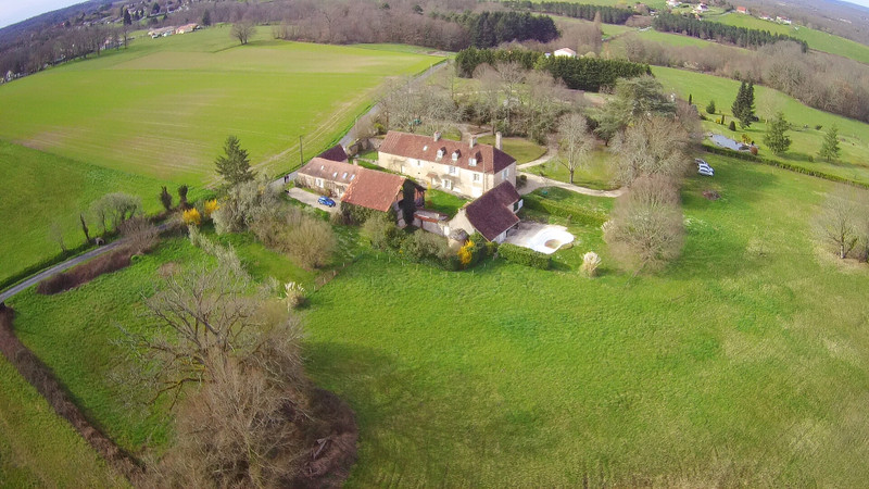 French property for sale in Limeyrat, Dordogne - €472,500 - photo 1