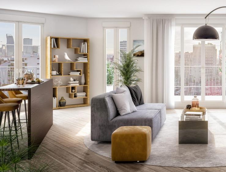 Appartement à vendre à La Garenne-Colombes, Hauts-de-Seine - 662 000 € - photo 5