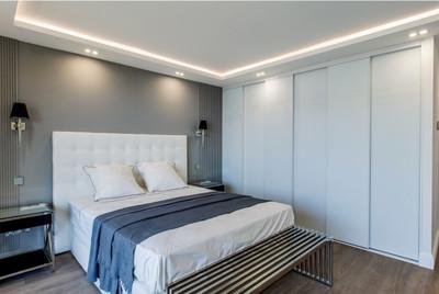 Saint Jean Cap Ferrat - Luxury renovated 3 bedroom apartment. Seaview, garage.