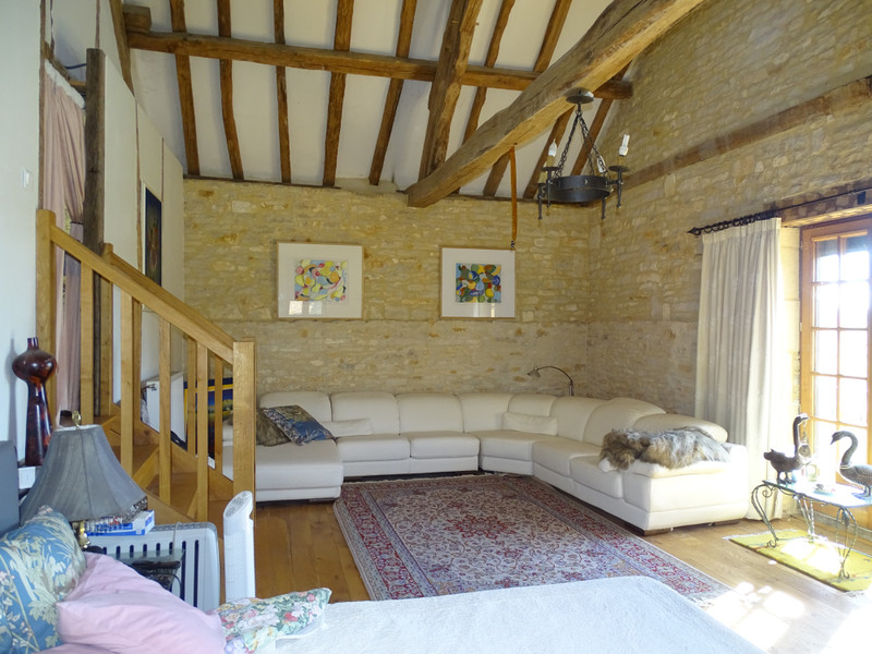 French property for sale in Chourgnac, Dordogne - €413,400 - photo 4