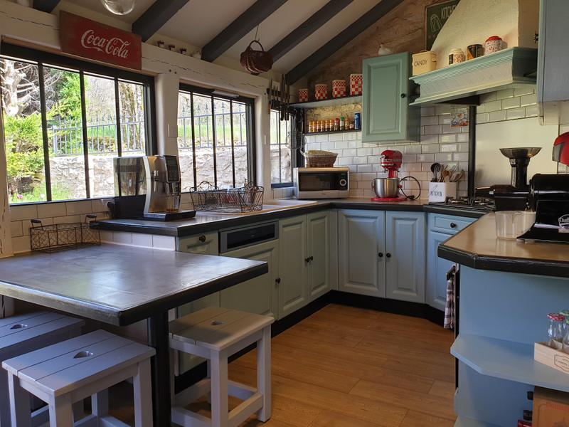 Maison à vendre à Saint-Martial-d'Albarède, Dordogne - 237 000 € - photo 3