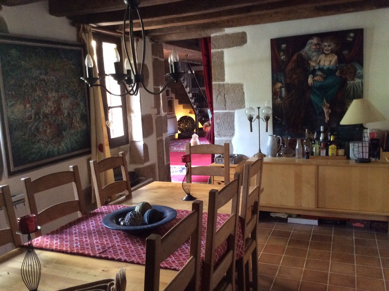 French property for sale in Crozant, Creuse - €214,000 - photo 5
