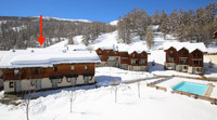 French ski chalets, properties in Puy-Saint-Vincent, Puy Saint Andre, Puy Saint Vincent