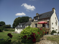 French property, houses and homes for sale in Plumieux Côtes-d'Armor Brittany