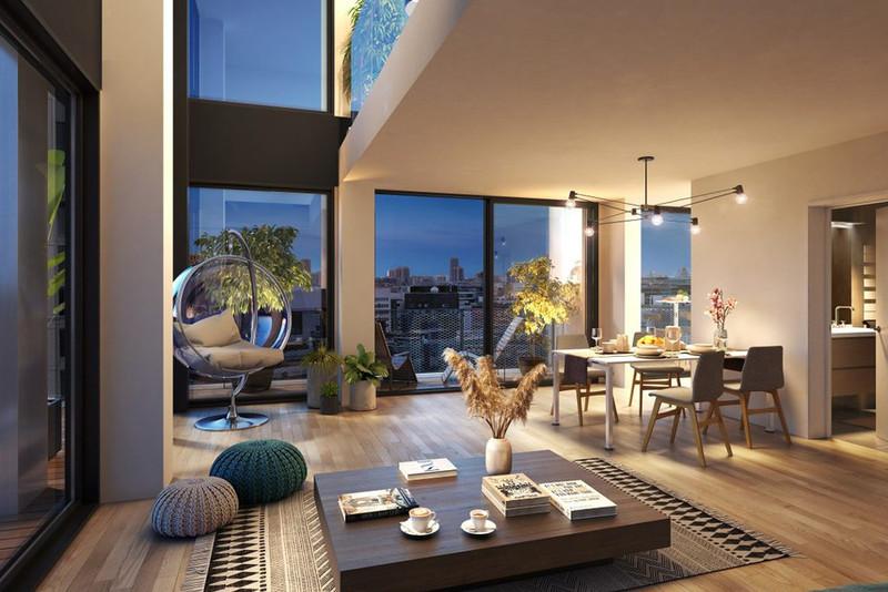 Appartement à vendre à Paris 13e Arrondissement, Paris - 1 360 000 € - photo 5