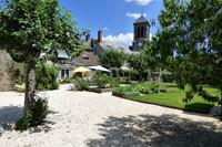 Maison de village avec jardin attenant