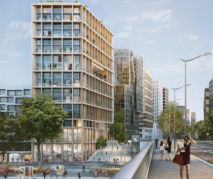 Appartement à vendre à Paris 13e Arrondissement, Paris - 1 204 000 € - photo 3