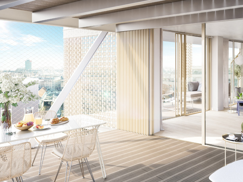 Appartement à vendre à Paris 15e Arrondissement, Paris - 2 990 000 € - photo 3