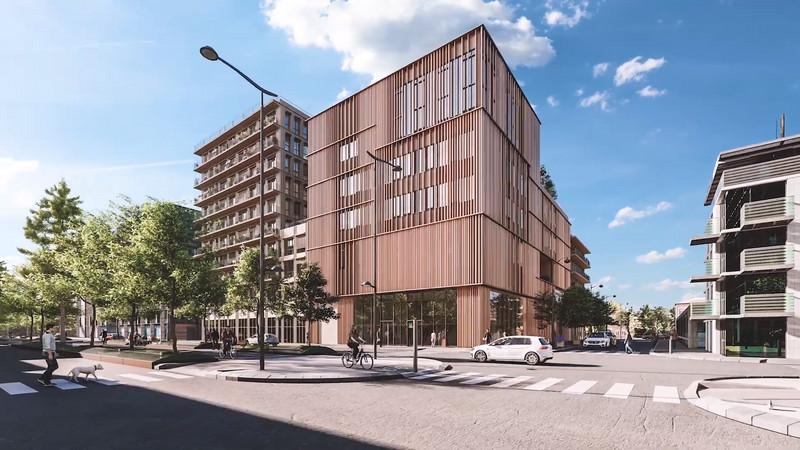 Appartement 1 pièce  à vendre à Paris 13e Arrondissement (75013) -  Paris