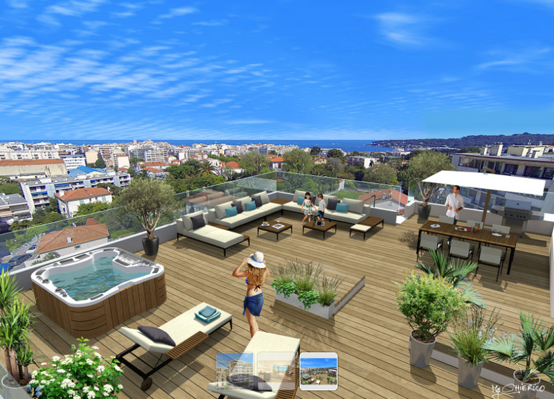 French property for sale in Antibes, Alpes Maritimes - €348,000 - photo 4