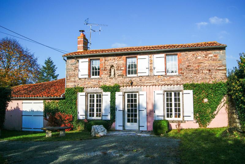 Maison à vendre à Saint-Pierre-du-Chemin(85120) - Vendée